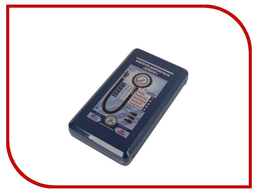 Измеритель давления масла Топ МаслоМер ВАЗ и иномарки пластиковый кейс