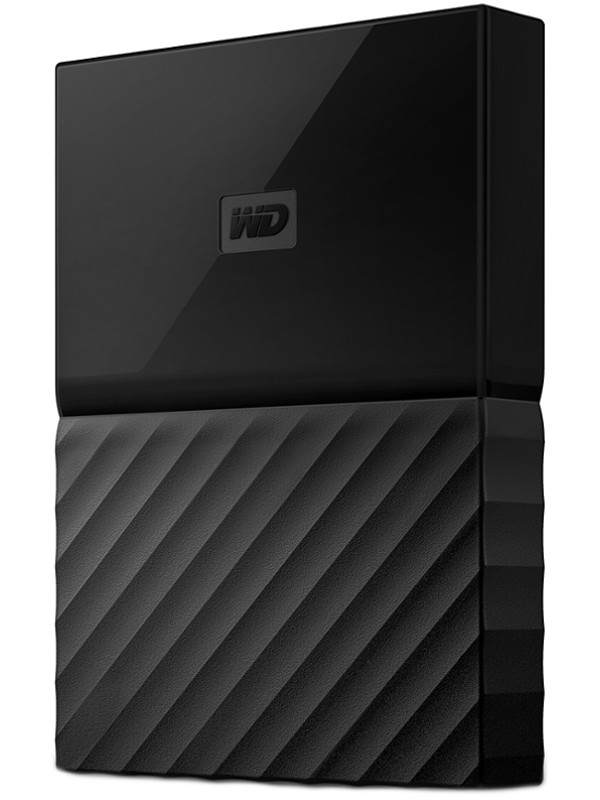 Жесткий диск Western Digital My Passport 2Tb Black WDBLHR0020BBK-EEUE все цены