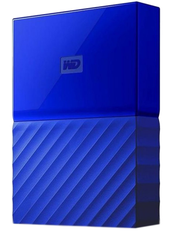 Жесткий диск Western Digital My Passport 2Tb Blue WDBLHR0020BBL-EEUE все цены