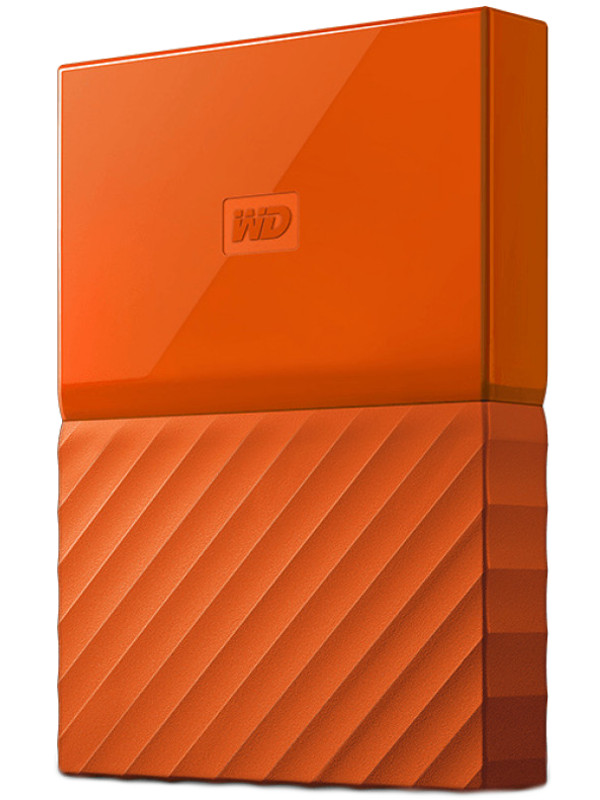 Жесткий диск Western Digital My Passport 2Tb Orange WDBLHR0020BOR-EEUE все цены