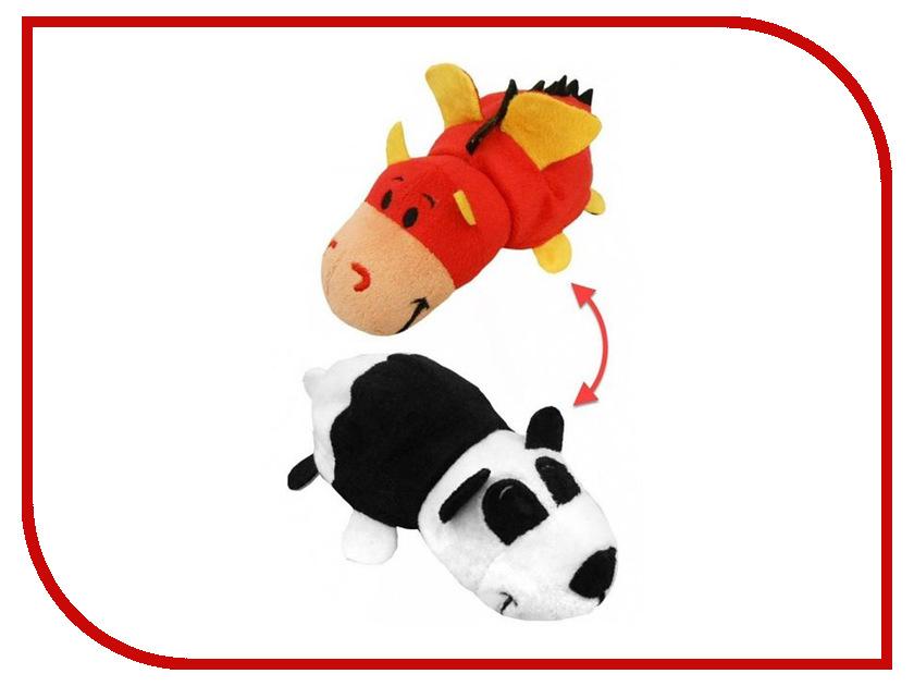 Игрушка 1Toy Вывернушка 2в1 Панда-Красный Дракон 40cm Т12696 истинный гримуар красный дракон