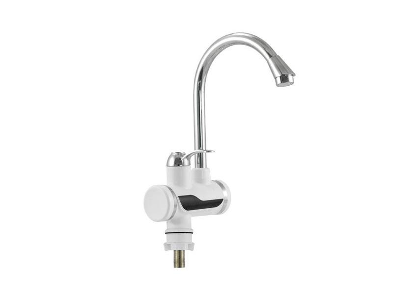 Кран мгновенного нагрева воды AquaTherm BEF-012-02 White