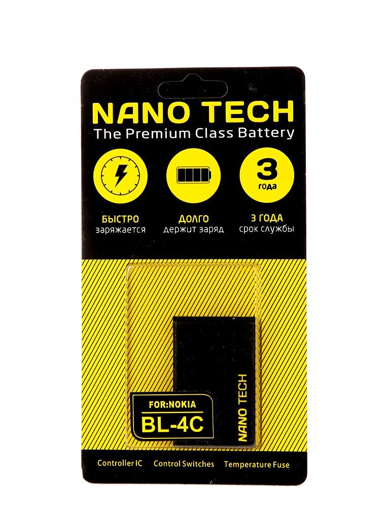 Аккумулятор Nano Tech 890mAh для Nokia 6100/6300
