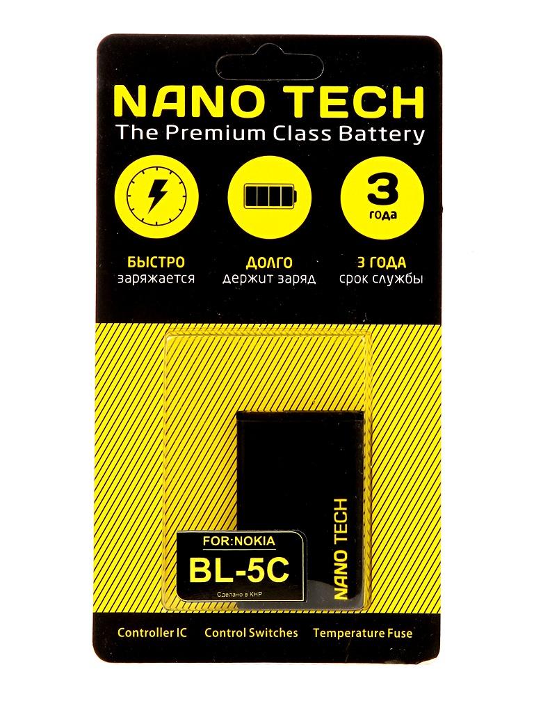 Аккумулятор Nano Tech 1020mAh для Nokia 6230/6630