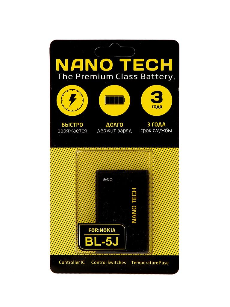 Аккумулятор Nano Tech 1320mAh для Nokia 5800/N900/5230