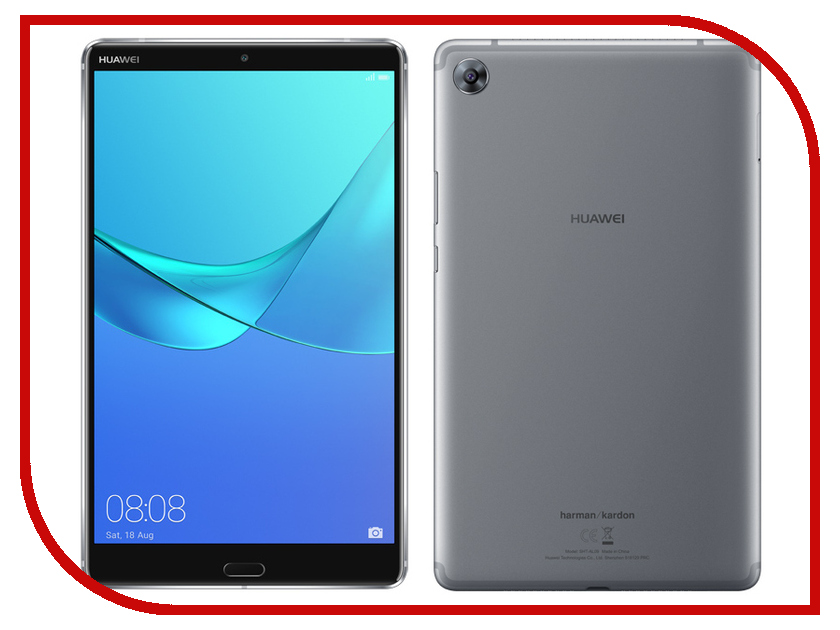 Zakazat.ru: Планшет Huawei MediaPad M5 8.4 64Gb LTE Space Grey
