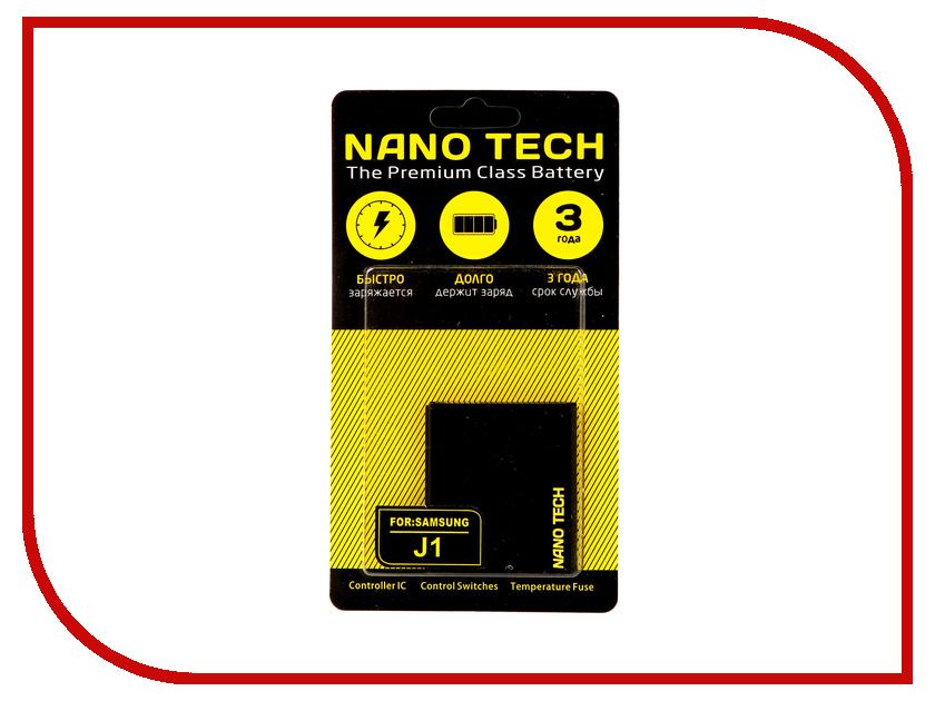 Аккумулятор Nano Tech (Аналог EB-BJ100BBE) 1850mAh для Samsung Galaxy J1 SM-J100F
