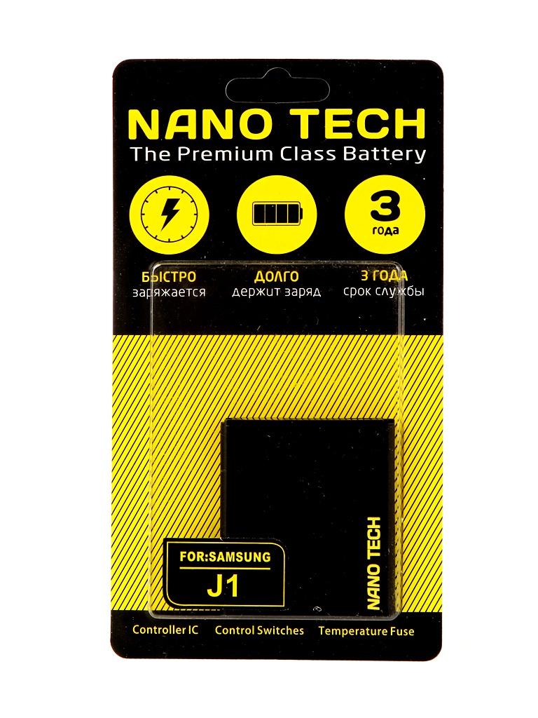Аккумулятор Nano Tech 1850mAh для Samsung Galaxy J1 SM-J100F