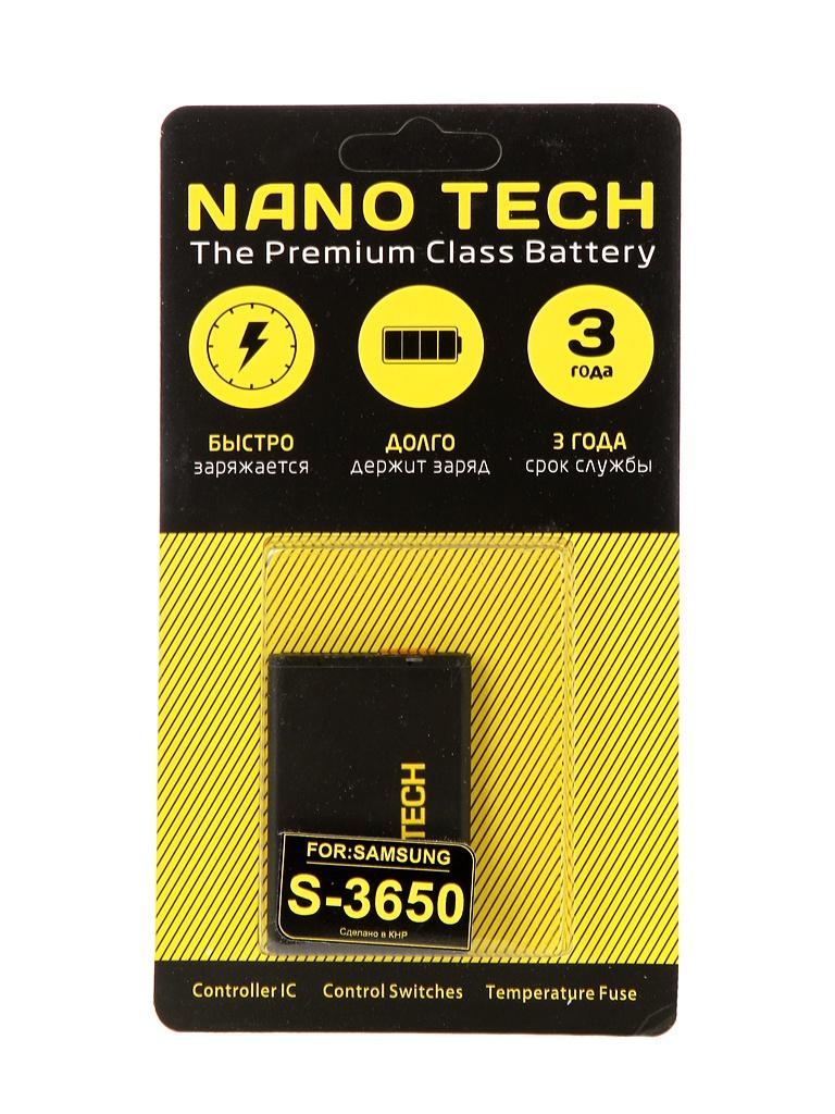 Аккумулятор Nano Tech 950mAh для Samsung S3650/S5600