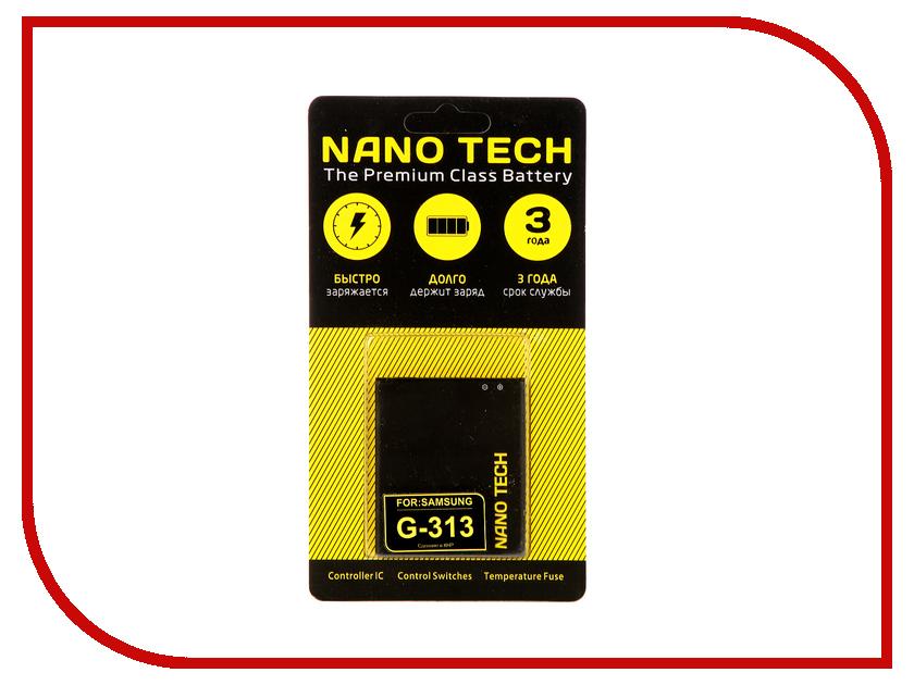 Аккумулятор Nano Tech (Аналог EB-BG313BBE) 1500mAh для Samsung SM-G313H Galaxy Ace 4 Lite