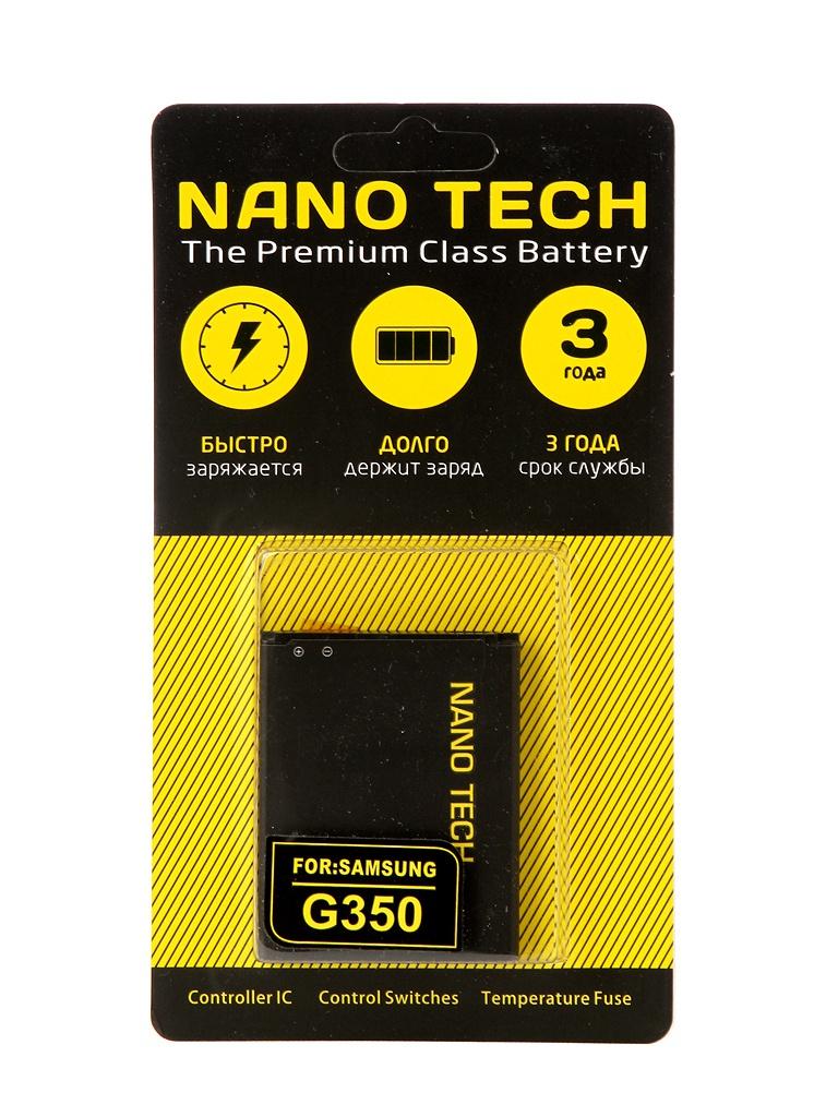 Аккумулятор Nano Tech 1800mAh для Samsung SM-G350E Galaxy Star / GT-i8262 Core