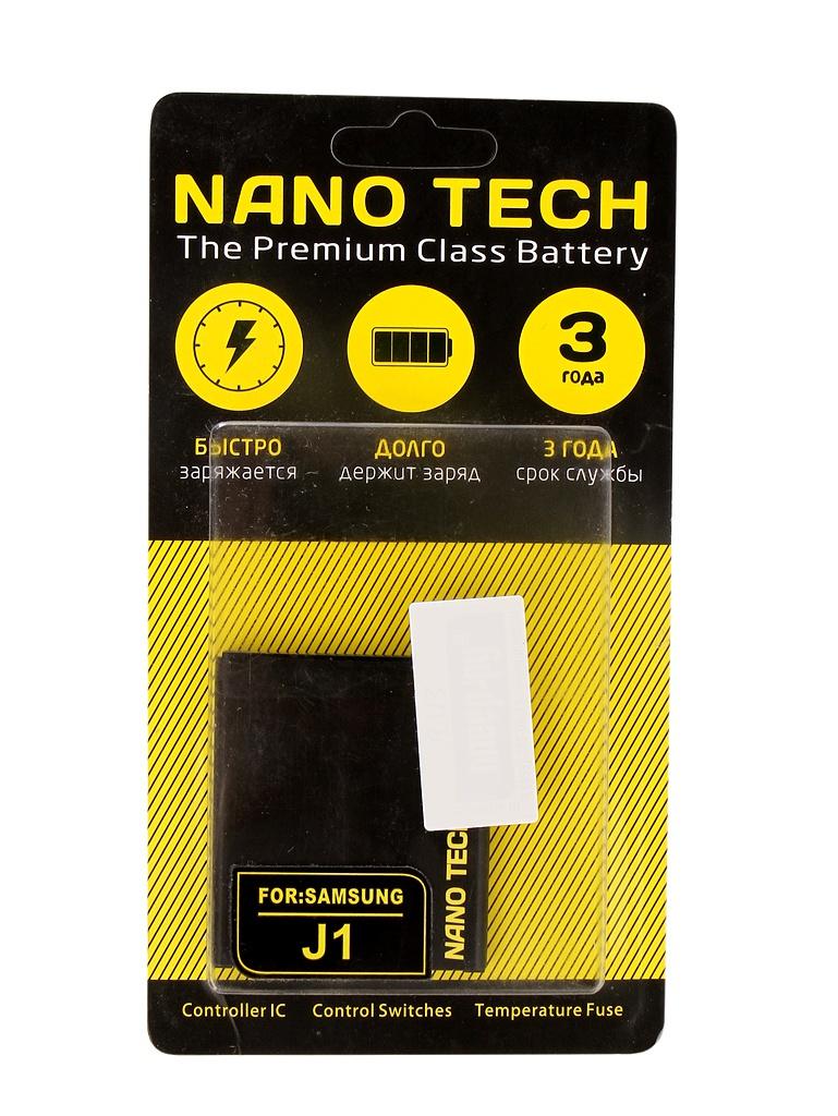 Аккумулятор Nano Tech 2050mAh для Samsung SM-J120F Galaxy J1