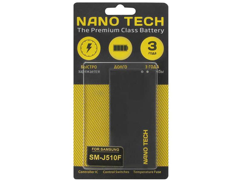 Фото - Аккумулятор Nano Tech 3100mAh для Samsung SM-J510F Galaxy J5 аккумулятор