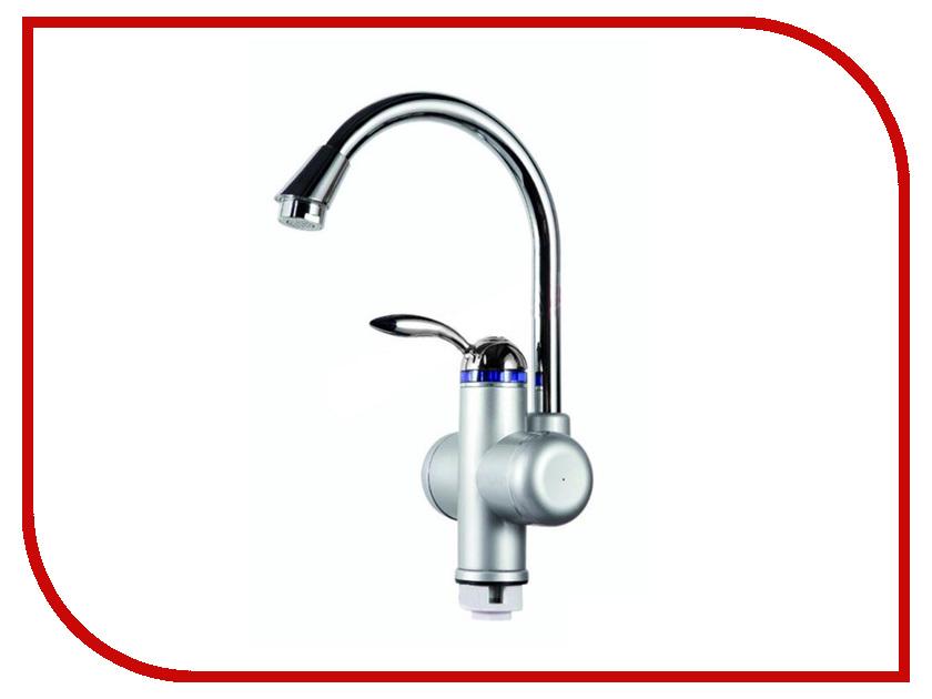 Кран мгновенного нагрева воды AquaTherm BEF-001 Silver