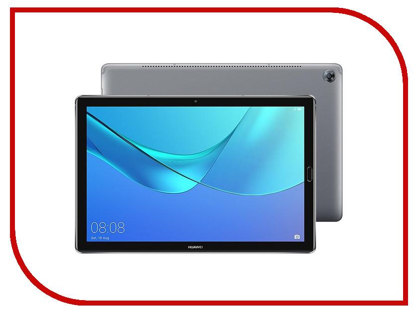 Планшет Huawei MediaPad M5 10.8 64Gb LTE Space Grey huawei планшет mediapad t2 pro lte 7 ple 701l huawei