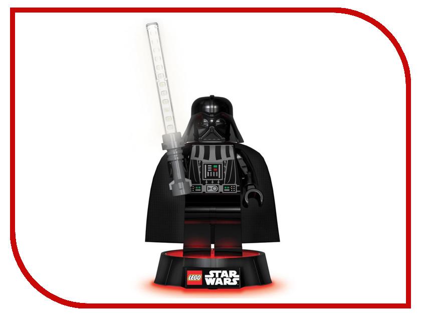 Настольная лампа Lego Star Wars Darth Vader LGL-LP15 часы наручные lego часы наручные аналоговые lego star wars с минифигурой darth vader на ремешке