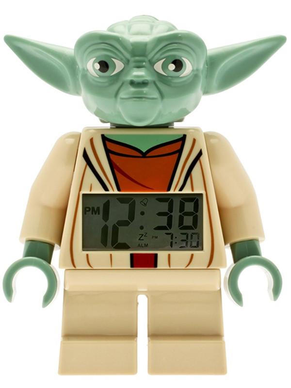 лучшая цена Часы Lego Войны Клонов Йода 9003080