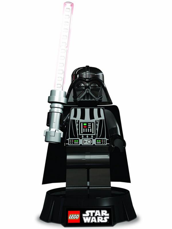 Настольная лампа Lego Дарт Вейдер LGL-LP2