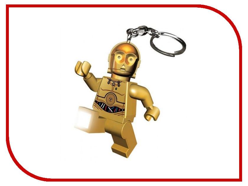 Брелок Lego Звездные войны C3PO LGL-KE18