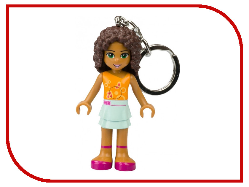Брелок Lego Friends Андрея LGL-KE22A