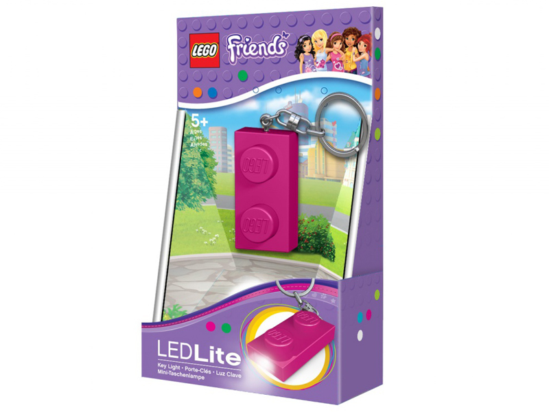 Брелок Lego Кубик Friends LGL-KE52F