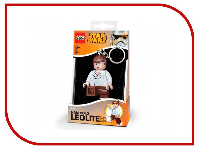 Брелок Lego Star Wars Хан Соло LGL-KE82