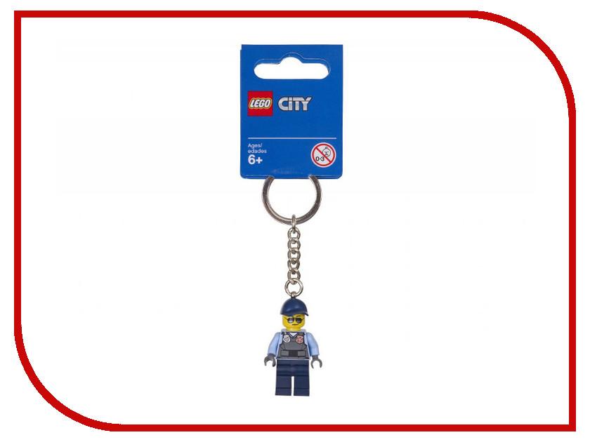 Брелок Lego City Тюремный охранник 6139385