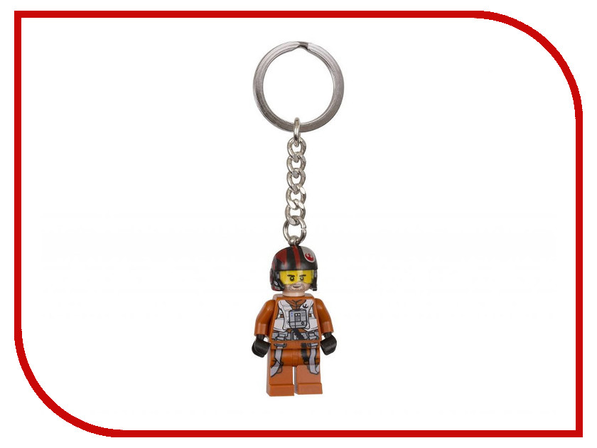 Брелок Lego Star Wars По Дамерон 6153630