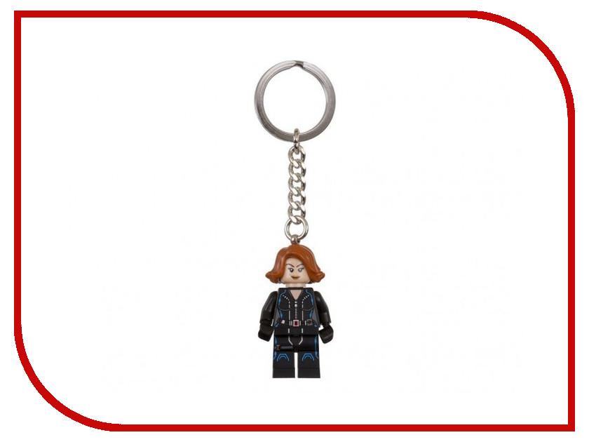 Брелок Lego Super Heroes Черная вдова 6153634
