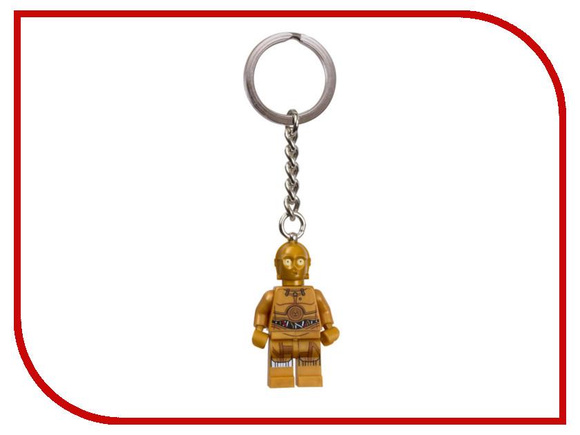 Брелок Lego C-3PO 6144000 starwars мягкая игрушка c 3po