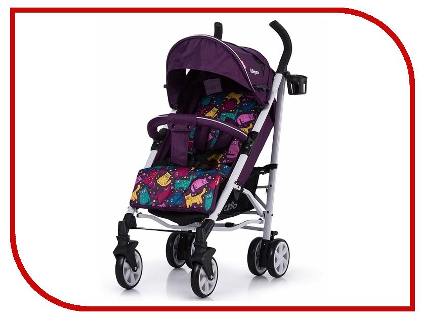 Коляска Carrello Allegro CRL-10101/1 Kitty Purple