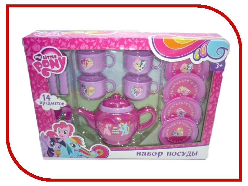 Игра Играем вместе Набор посуды My Little Pony B1361047-R