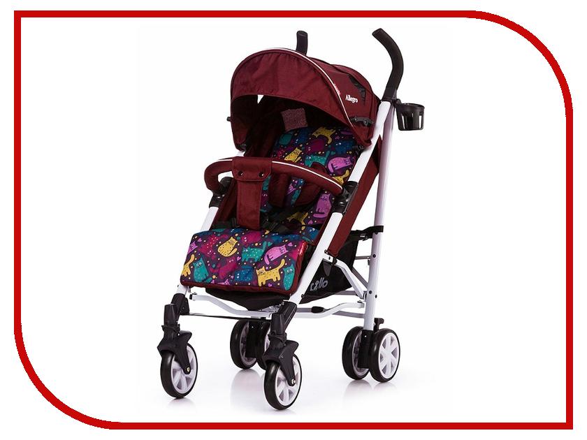 Коляска Carrello Allegro CRL-10101/1 Kitty Red
