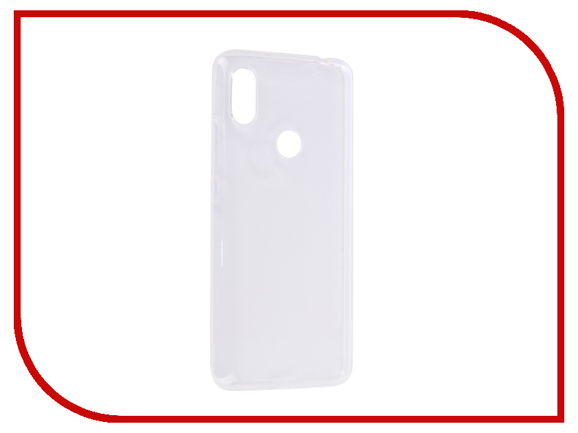 Аксессуар Чехол для Xiaomi Redmi S2 DF Silicone xiCase-30 аксессуар чехол для xiaomi redmi 4x df xiflip 12