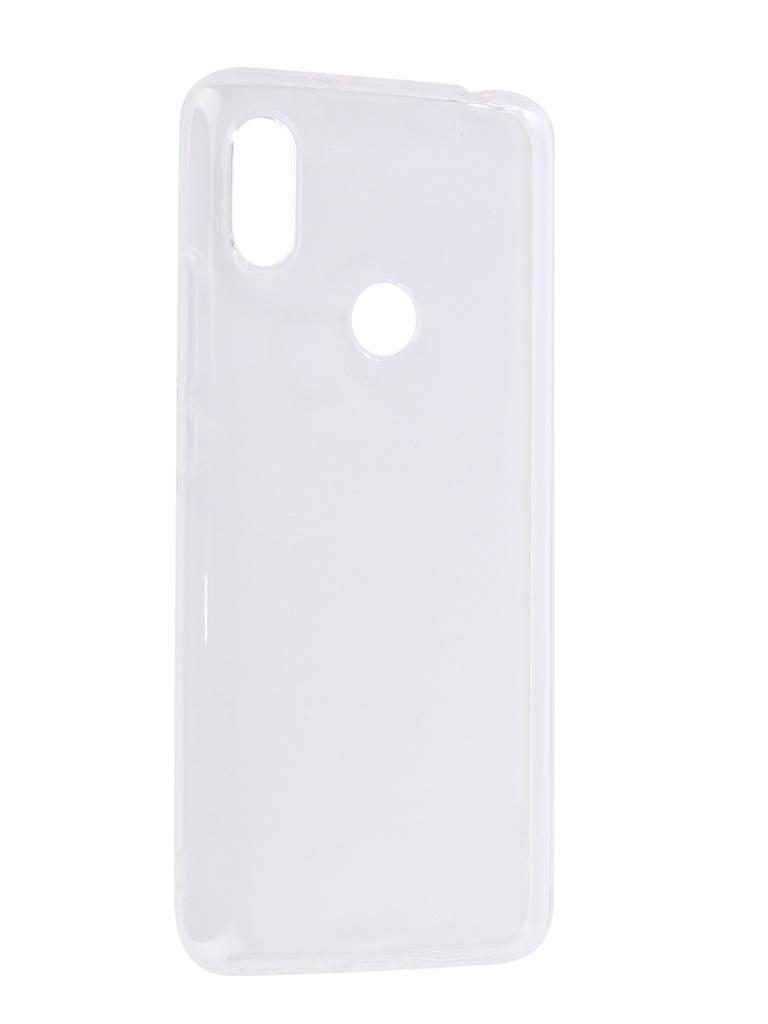 Чехол DF для Xiaomi Redmi S2 Silicone xiCase-30