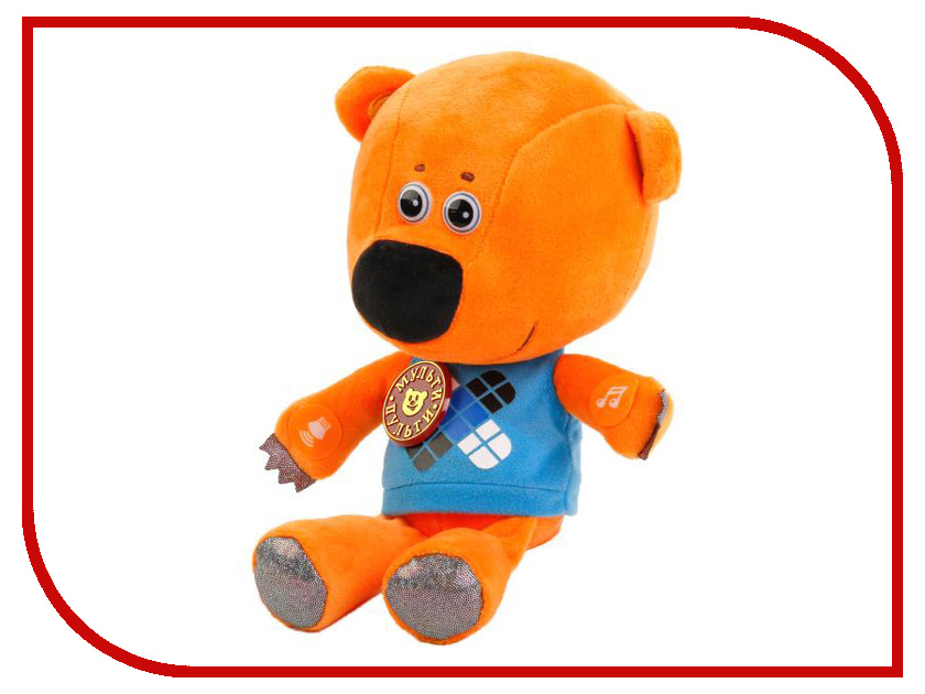 Игрушка Мульти-пульти Медвежонок Кешка 25cm из м/ф Ми-ми-мишки V62075/25