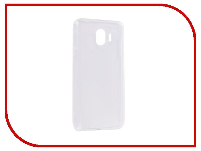 Аксессуар Чехол Samsung Galaxy J4 2018 DF Silicone sCase-62 стоимость