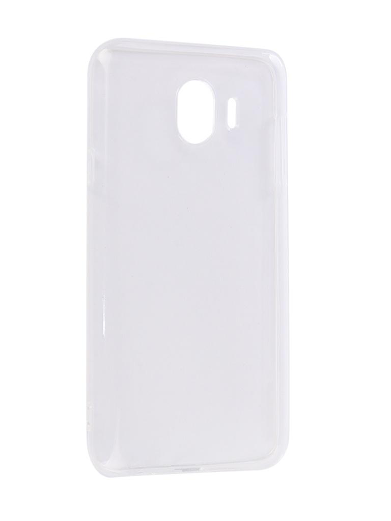 где купить Аксессуар Чехол DF для Samsung Galaxy J4 2018 Silicone sCase-62 дешево