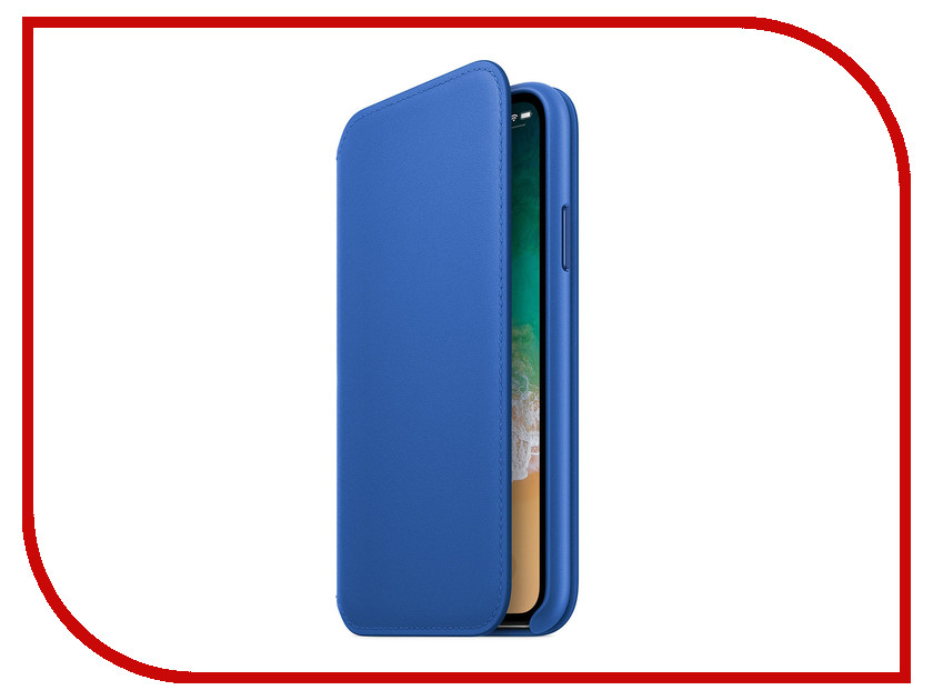 Фото - Аксессуар Чехол Apple iPhone X Krutoff Leather Folio Blue Star 10827 аксессуар чехол apple iphone x krutoff leather folio pink 10834