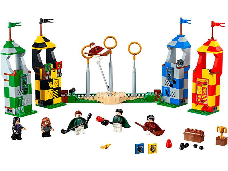 Конструктор Lego Матч по квиддичу 75956 цены онлайн