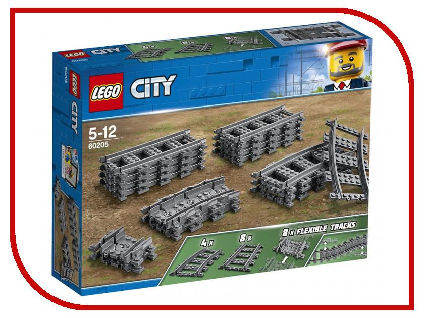 Конструктор Lego Рельсы 60205