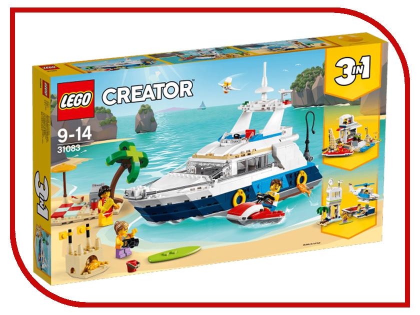 Конструктор Lego Морские приключения 31083 lego creator 31083 конструктор лего криэйтор морские приключения