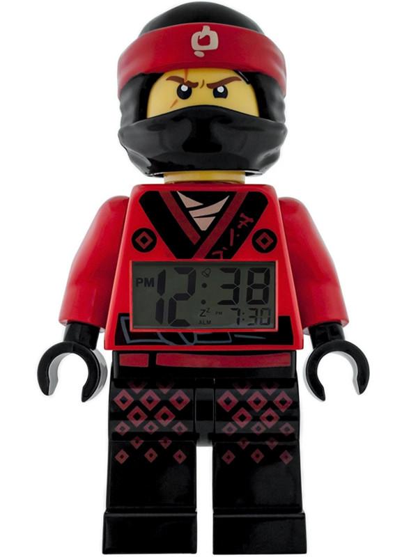 лучшая цена Часы Lego Ninjago Movie Kai 9009211