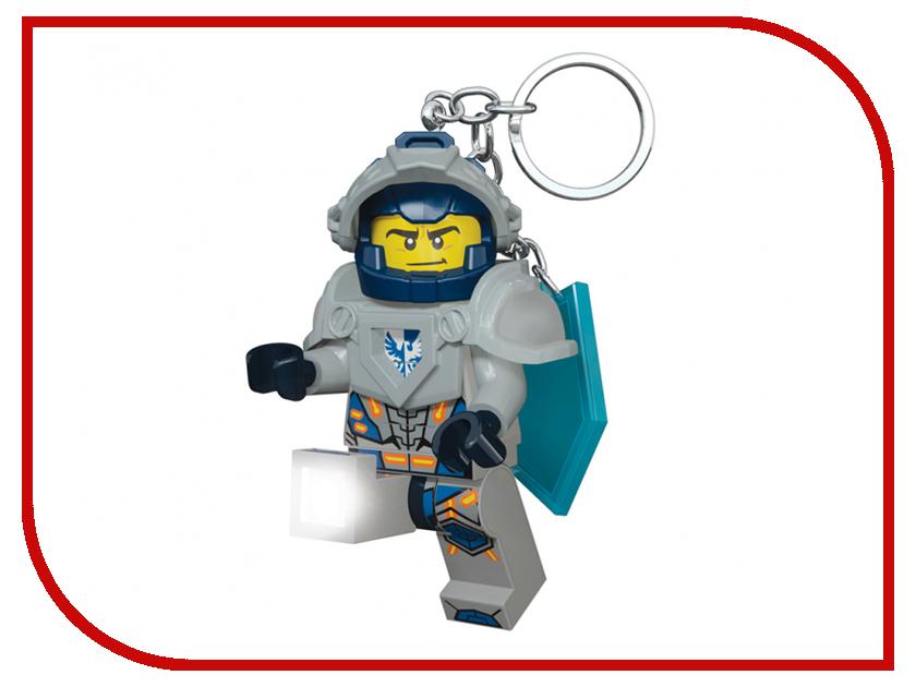 Брелок Lego Nexo Knights Clay LGL-KE87 часы lego nexo knights clay 9009419
