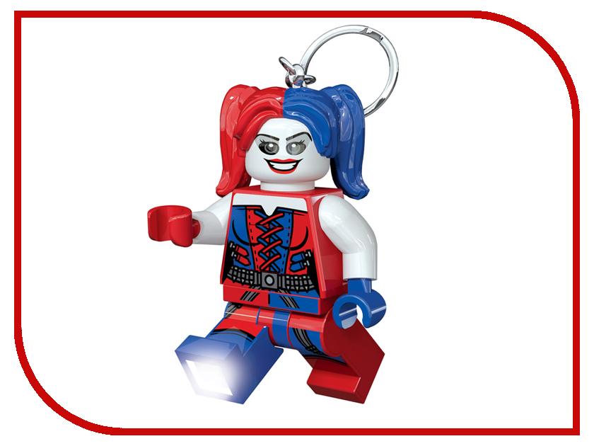 Брелок Lego Super Heroes Harley Quinn LGL-KE99