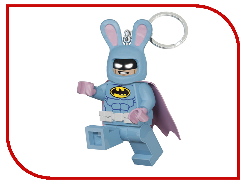Брелок Lego Batman Movie Easter Bunny Batman LGL-KE103B