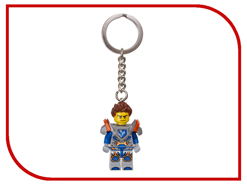 Брелок Lego Клэй 2017 853686