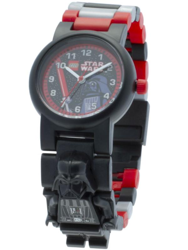 лучшая цена Часы Lego Star Wars Darth Vader 8020417