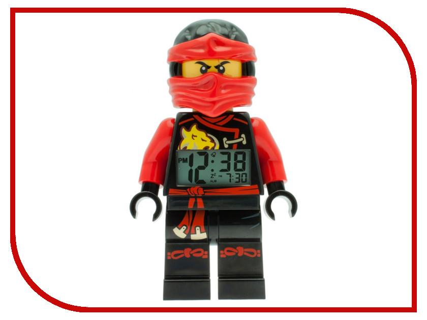 Часы Lego Ninjago Sky Pirates Kai 9009440 lego ninjago набор ластиков kai nya 2 шт 51876