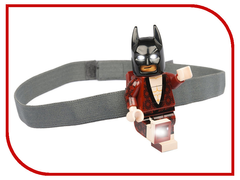Фото - Фонарь Lego Batman Movie Kimono Batman LGL-HE20K plus open front vertical striped kimono